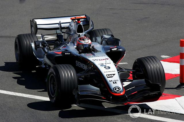 "McLaren-Mercedes MP4/20: 10 victorias <span class=""copyright"">Sutton Motorsport Images</span>"