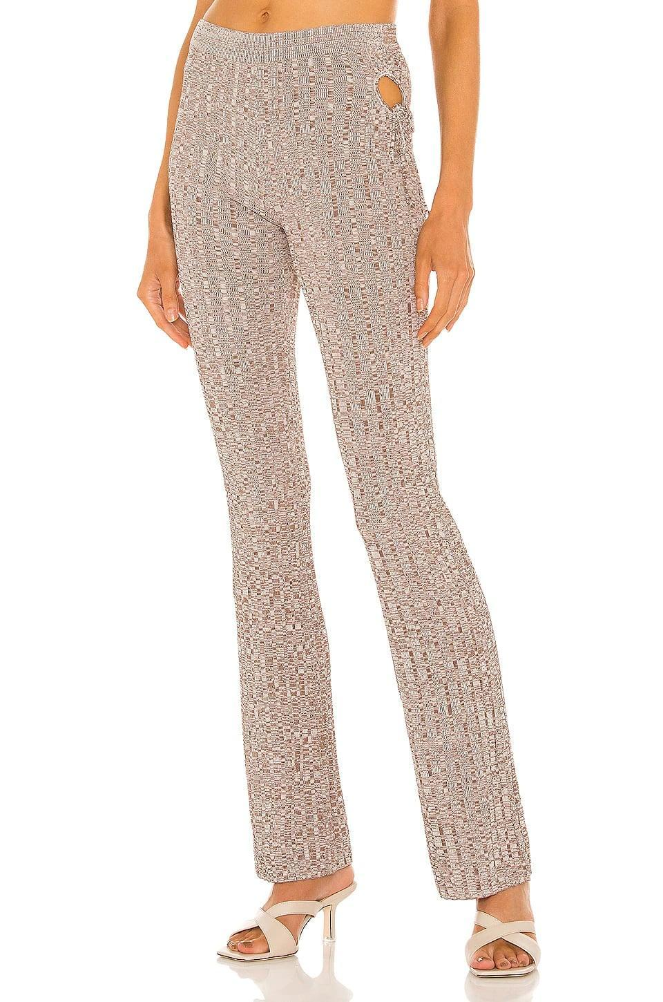 <p>If you're starting to go out again but want to remain comfortable, we've got you covered. Ditch your sweats for these cozy <span>Aya Muse Emzar Knit Pants</span> ($395). </p>