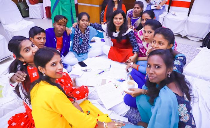 ILFAT represents 3,000 survivors of human trafficking from 10 states of India