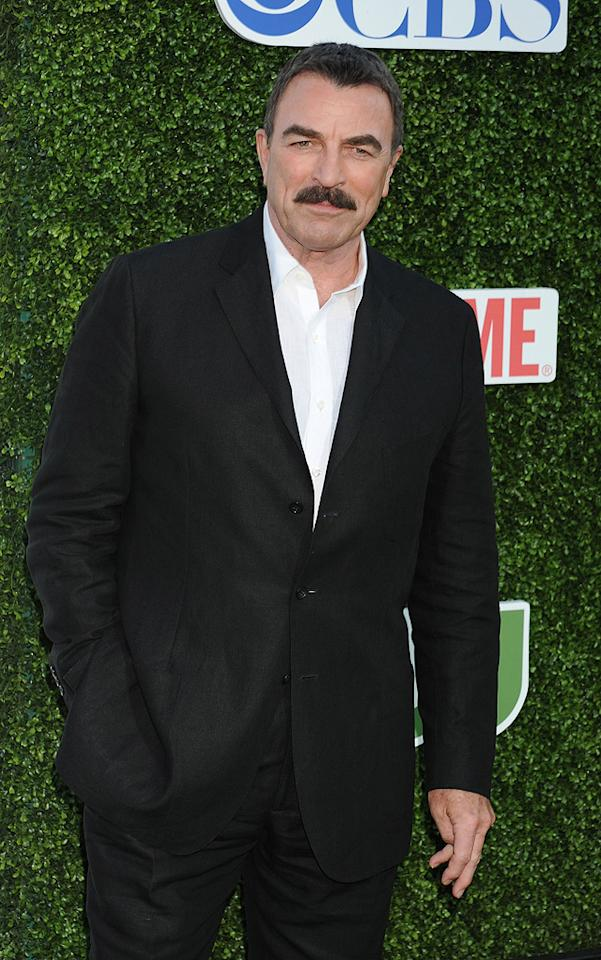"January 29: Tom Selleck turns 66 Jeffrey Mayer/<a href=""http://www.wireimage.com"" target=""new"">WireImage.com</a> - July 28, 2010"