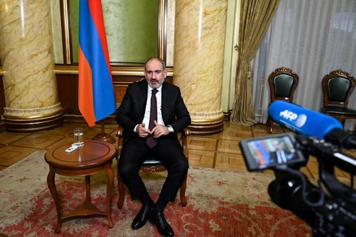 """Pashinyan stressed that the latest fighting is """"not simply a new escalation of the Karabakh conflict"""""""