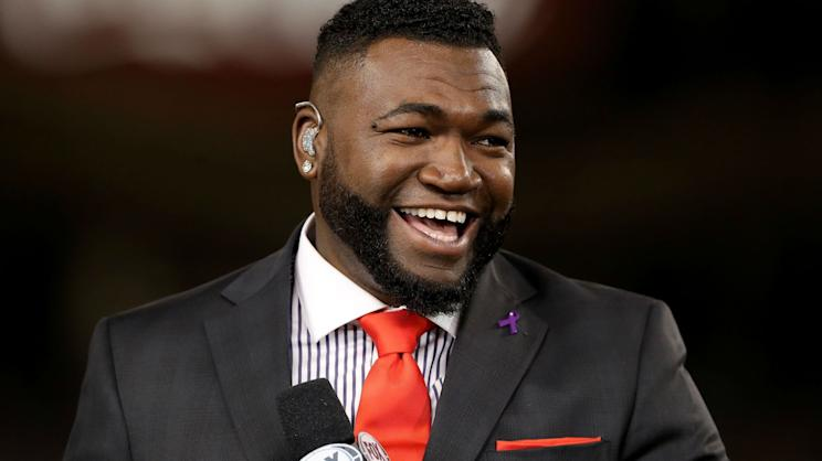David Ortiz is all of us wondering when the free agent market will pick up. (AP)