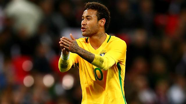 The former Brazil international has backed the PSG star to inspire his country at this year's tournament in Russia, after suffering an injury in 2014