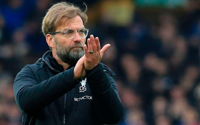 "Jurgen Klopp, the Liverpool manager, says he is ready for the challenge of stopping Manchester City dominating the Premier League. Having overseen another campaign of improvement at Anfield, the German coach is sure repeated title processions at the Etihad can be prevented. ""I don't fear the challenge,"" said Klopp. ""This year if City plays a normal season – which they didn't do – then it would be close until the end. United is four points ahead, Tottenham is two points behind or whatever. It's a real fight for all positions. ""I'm pretty sure they [City] will be strong again. It doesn't make life easier but it's not impossible to step a little bit higher. ""I have to say the job they have done in the last few years is outstanding. They brought together [a group of players at] a fantastic age. Kevin De Bruyne is in his mid-20s, Aguero still going, Sane, Sterling, Gabriel Jesus, very young. There's still a lot to come. They will not stop refreshing the squad. But whatever they do, it will stay possible to beat them, that's how it is. Why Liverpool have nothing to fear in Champions League ""The gap between us and City didn't happen in the games against them, it happened in the other games. It's not important how good City will be, it's about how we can get all the other points, plus the points we got so far, again."" Klopp admitted he would prefer one of his own young stars, Trent Alexander-Arnold, to miss the World Cup in Russia. ""I would prefer he have rest but I am not the person who wants to say to Gareth Southgate don't take him,"" said Klopp. ""Is he ready? Yes, I think he is ready for a lot of things."" Klopp is unlikely to rest many stars at West Bromwich Albion on Saturday, despite the Champions League semi-final with Roma on Tuesday."