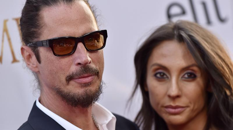 Chris Cornell's Widow Says Singer Would 'Never Have Ever Left This World'