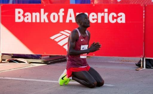 Kenyans Kirui, Kiplagat notch Chicago Marathon wins