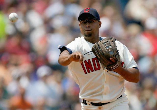 Former major leaguer Andy Marte has died at age 33 following a car crash in the Dominican Republic. (Getty Images)