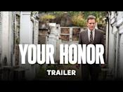 """<p>From the creators of The Good Wife, Heisenberg himself (Brian Cranston) portrays a judge who tries to protect his son after he becomes involved in a hit and run accident. </p><p><a class=""""link rapid-noclick-resp"""" href=""""https://www.nowtv.com/watch/your-honor/iYEQZ2rcf32XQGuX9qFScA"""" rel=""""nofollow noopener"""" target=""""_blank"""" data-ylk=""""slk:WATCH NOW"""">WATCH NOW </a></p><p><a href=""""https://www.youtube.com/watch?v=-TINh07o1rQ"""" rel=""""nofollow noopener"""" target=""""_blank"""" data-ylk=""""slk:See the original post on Youtube"""" class=""""link rapid-noclick-resp"""">See the original post on Youtube</a></p>"""