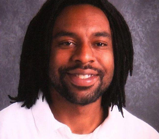 """Philando Castile was in the car with his girlfriend and her four-year-old daughter when former Minneapolis cop Jeronimo Yanez pulled him over because his """"wide-set nose"""" fit the description ofof a robbery suspect's.Castile <a href=""""https://www.nytimes.com/2017/06/16/us/police-shooting-trial-philando-castile.html"""" target=""""_blank"""" rel=""""nofollow"""" data-beacon=""""{""""p"""":{""""lnid"""":""""informed him"""",""""mpid"""":4,""""plid"""":""""https://www.nytimes.com/2017/06/16/us/police-shooting-trial-philando-castile.html""""}}"""" data-beacon-parsed=""""true"""">told Yanez</a>that he had a licensed gun in the car. After the officertold him not to reach for it, Castile said that he was gettinghis identification papers, as instructed. Yanez then shot Castile seven times while his seatbelt was on. His girlfriend<a href=""""https://www.washingtonpost.com/national/stay-calm-be-patient/2016/09/10/ec4ec3f2-7452-11e6-8149-b8d05321db62_story.html?utm_term=.228a8e1a071e"""" target=""""_blank"""" rel=""""nofollow"""" data-beacon=""""{""""p"""":{""""lnid"""":""""livestreamed"""",""""mpid"""":5,""""plid"""":""""https://www.washingtonpost.com/national/stay-calm-be-patient/2016/09/10/ec4ec3f2-7452-11e6-8149-b8d05321db62_story.html?utm_term=.228a8e1a071e""""}}"""" data-beacon-parsed=""""true"""">livestreamed</a> the final moments of Castile's life after the cop fired. In June, a jury found Yanez <a href=""""http://www.huffingtonpost.com/entry/philando-castile-cop-not-guilty_us_594439ede4b06bb7d2731bb9?section=us_black-voices"""">not guilty</a> in the death of Castile."""