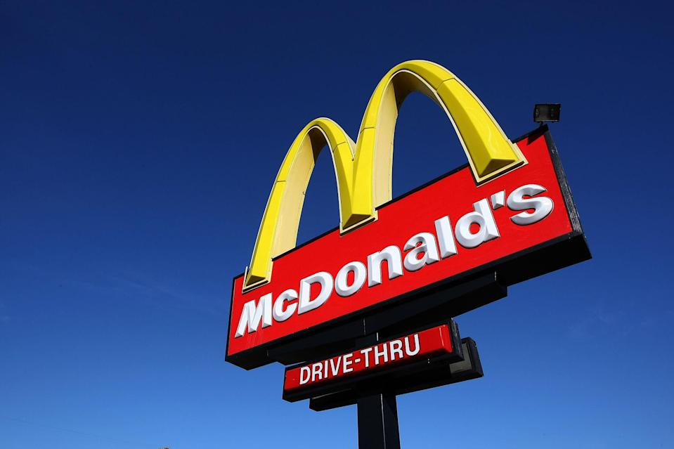 McDonald's results will be a key investor focus on Tuesday.