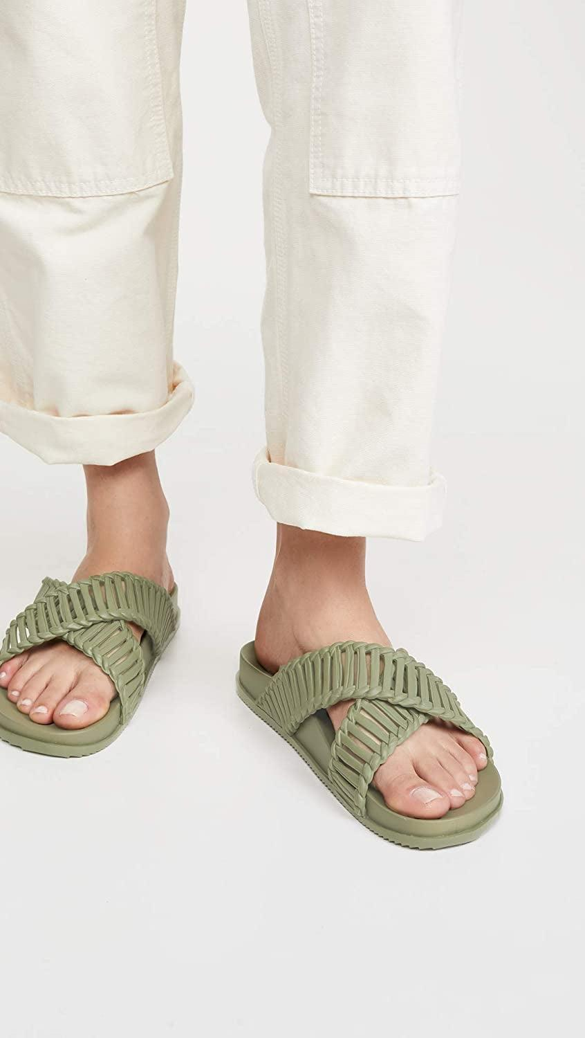 <p>These <span>Melissa x Salinas Cosmic II Slides</span> ($41 - $75) are ultra-comfortable, you almost won't feel like you're wearing them.</p>