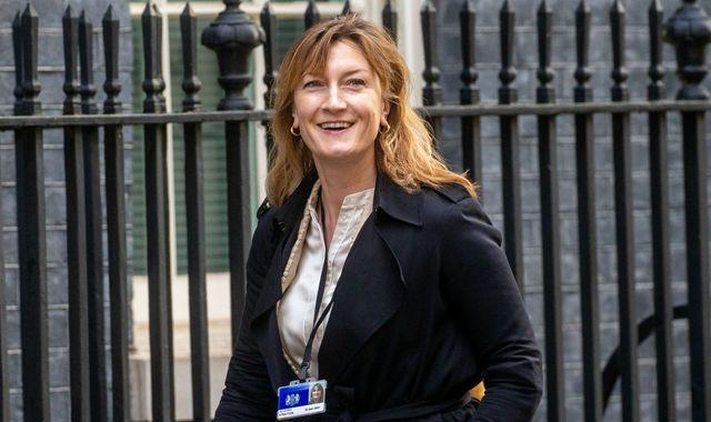 Downing Street's new press secretary confirmed as Allegra Stratton