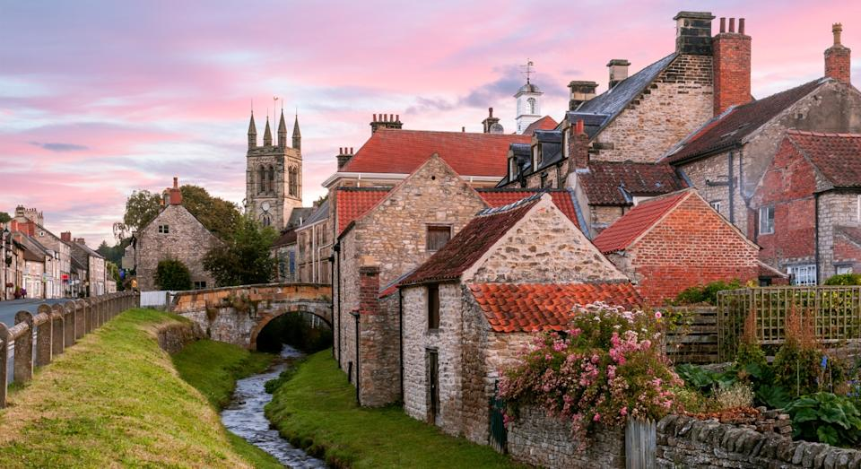 York, Yorkshire (Getty)