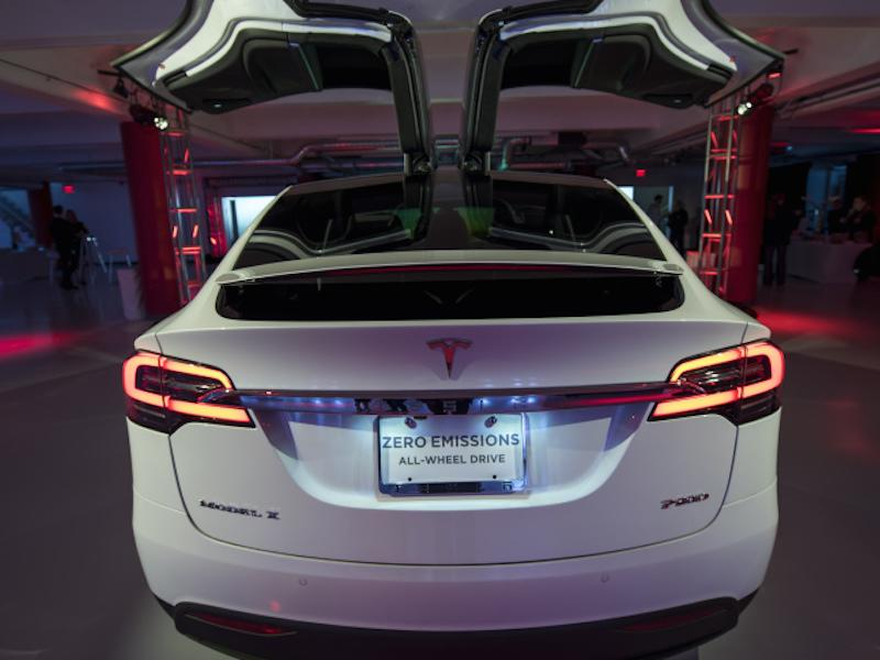 Why the Model X Has Been a Real Problem for Tesla