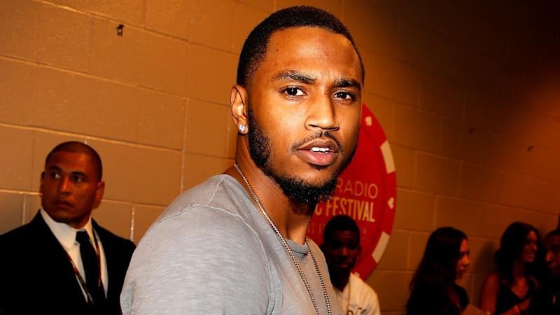 Rb Singer Trey Songz Arrested On Domestic Violence Charge