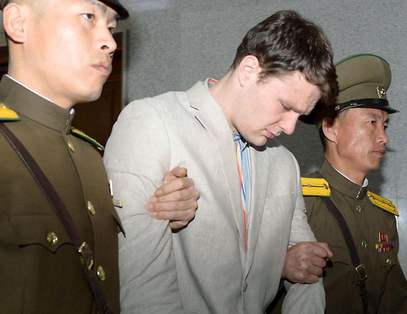 6-20-17 Otto Warmbier