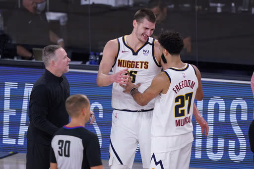 Nuggets crash LA party, will face Lakers in West finals