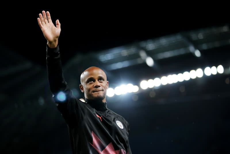 Kompany believes diversity needs to start at the top