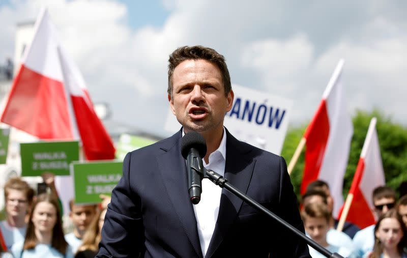 Jewish group slams Polish public TV for 'hateful' role in presidential race