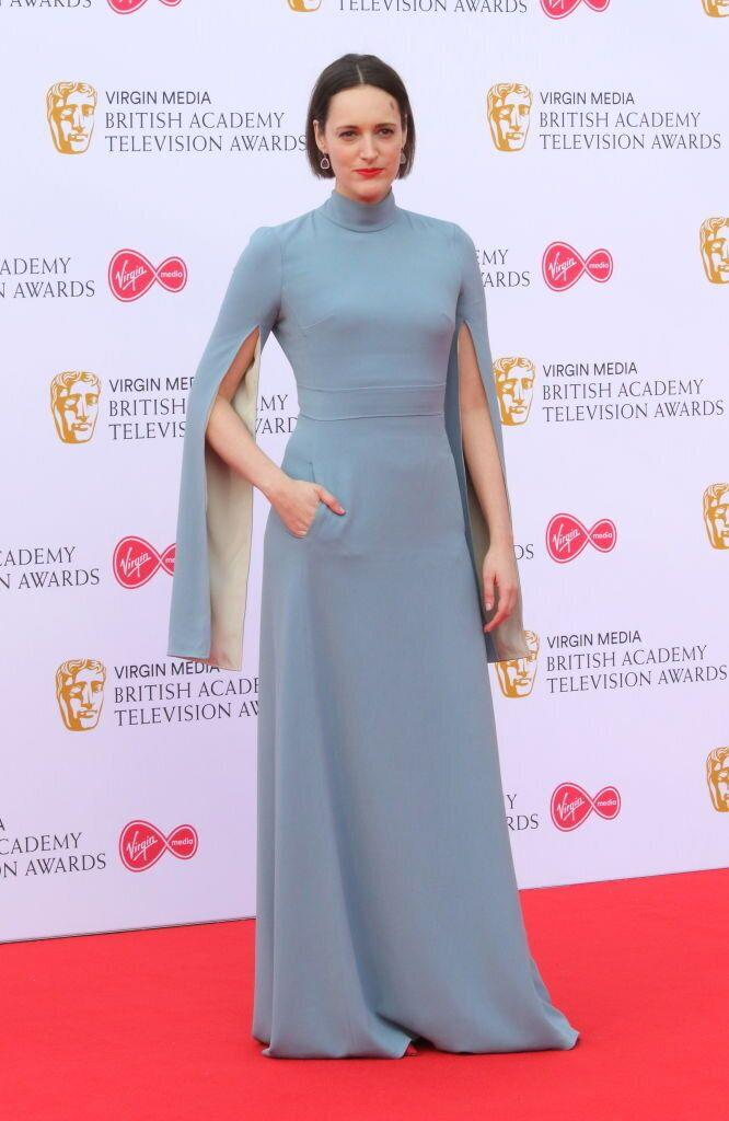 Girl-of-the-moment Phoebe Waller-Bridge also made the list [Photo: Getty]