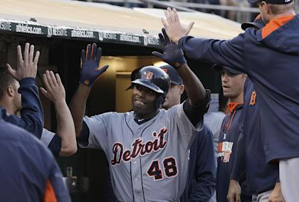 Torii Hunter is in his 17th major league season. (AP)