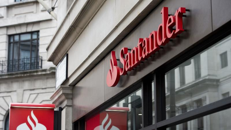 Mortgage price war set to put Santander profits under pressure