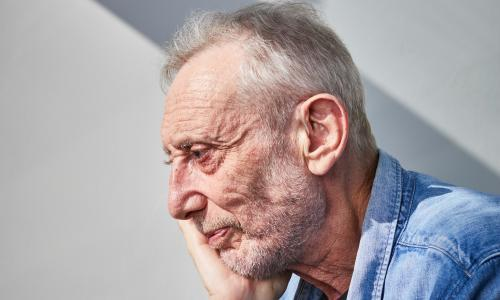 Michael Rosen on his Covid-19 coma: 'It felt like a pre-death, a nothingness'