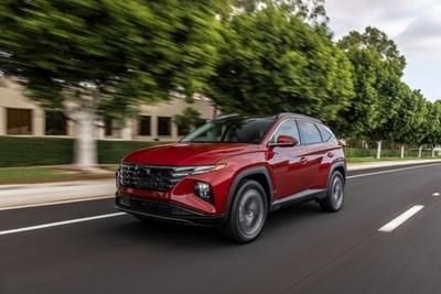 Hyundai Releases All-New 2022 Tucson Pricing