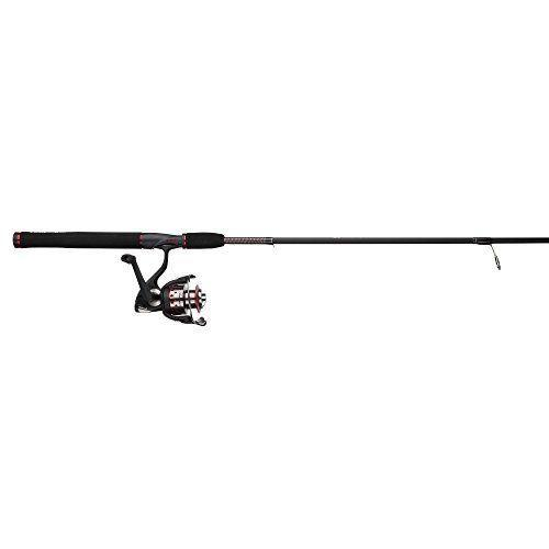 """<p><strong>Ugly Stik</strong></p><p>amazon.com</p><p><strong>$63.75</strong></p><p><a href=""""https://www.amazon.com/dp/B00F0KMLCK?tag=syn-yahoo-20&ascsubtag=%5Bartid%7C2139.g.34088511%5Bsrc%7Cyahoo-us"""" rel=""""nofollow noopener"""" target=""""_blank"""" data-ylk=""""slk:BUY IT HERE"""" class=""""link rapid-noclick-resp"""">BUY IT HERE</a></p><p>Combining the best of both worlds, the Ugly Stik GX2 Spinning Rod and Reel Combo is a tough, yet lightweight value setup that's far from ugly. There's no unpredictability when reeling in some of the biggest catches with the GX2's four bearing reel system. With a sensitive and responsive graphite and fiberglass rod, both new and experienced anglers won't miss the first signs of a big, or small catch.</p>"""