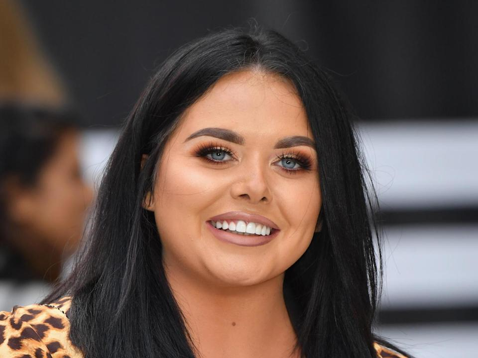 Video: Scarlett Moffatt says she doesn't believe in the moon landing on her conspiracy theory podcastGetty Images