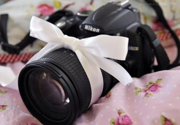 How to set up your new camera