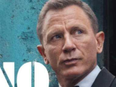 No Time to Die: Daniel Craig returns as James Bond in first look poster; film to release on 3 April, 2020