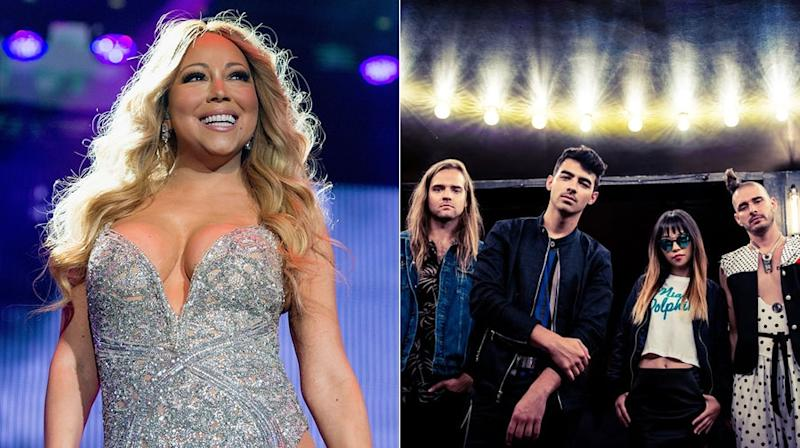 Mariah Carey, DNCE Tapped for Times Square NYE Performances