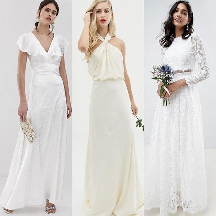 "<p>If there's one thing ASOS does really well (which there isn't, there's loads), it's affordable occasion wear, so we're not surprised their <a href=""http://www.asos.com/women/dresses/cat/?cid=8799¤tpricerange=5-475&nlid=ww