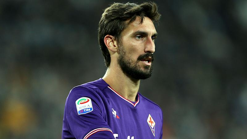 Fiorentina vow to 'keep memory of Astori alive' in renaming training ground