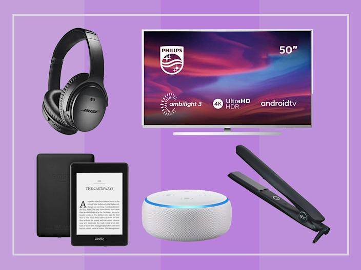 <p>The online giant launched its sale two weeks earlier than last year, but it still has plenty of new deals up its sleeve for the big day</p> (The Independent)