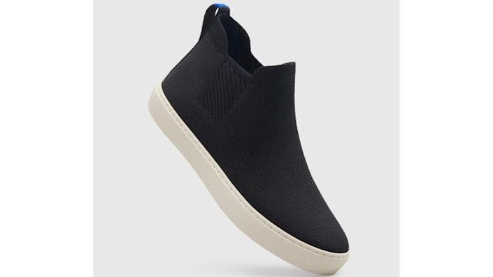 These shoes have all the style of a Chelsea boot with the comfort of a high-top sneaker.