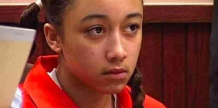 11 Repulsive Details About Cyntoia Brown The 16-Year-Old Serving A Life Sentence For Killing The Man Who 'Bought' Her