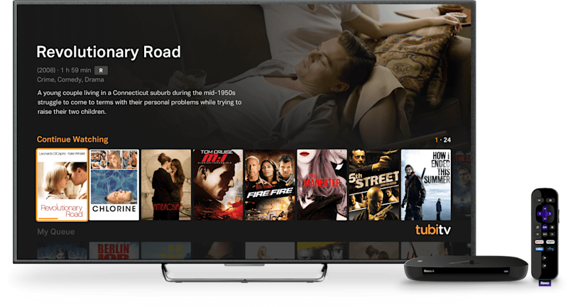 free tv show streaming services