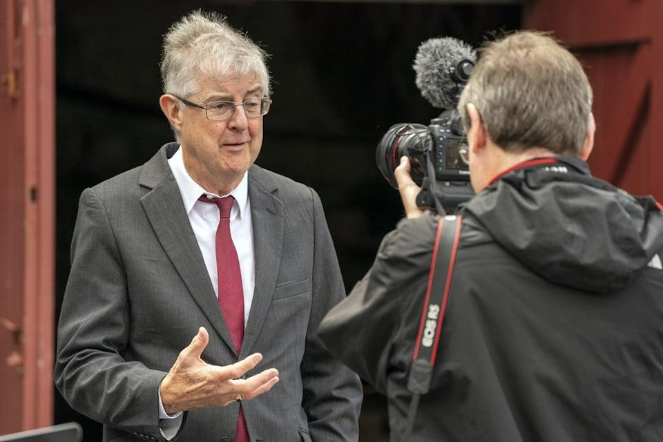 Mark Drakeford, First Minister of Wales (Peter Byrne/PA) (PA Wire)
