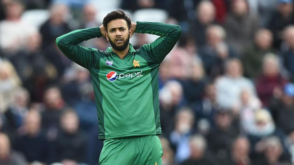Imad Wasim Picks Pakistan As One Of The Favourites For T20 World Cup 2021, Terms UAE As Home Conditions