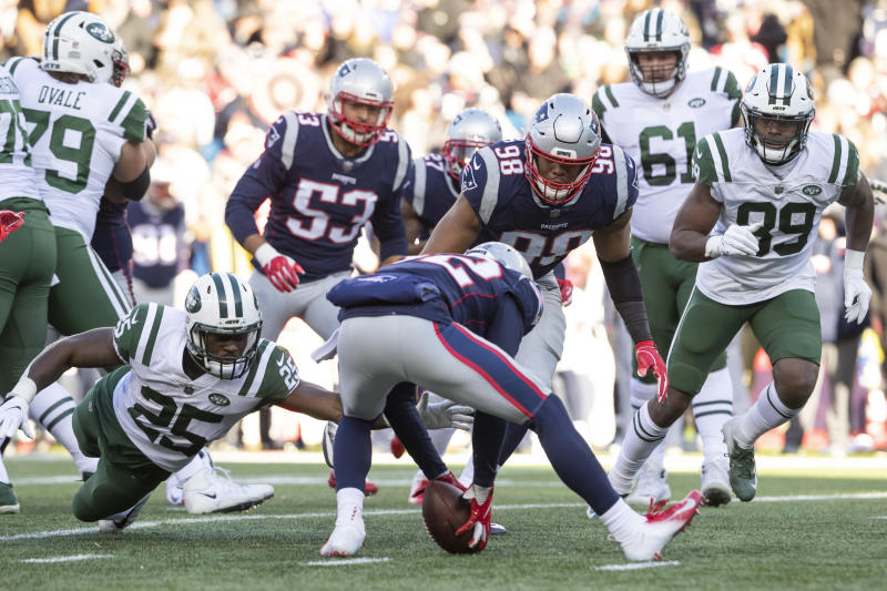 new england patriots vs new york jets live blog and game stats