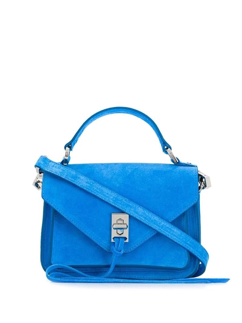 Rebecca Minkoff Mini Darren Satchel Bag.