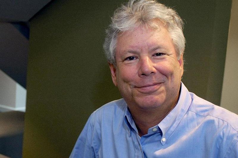 US economist Richard Thaler has won this year's Nobel Prize for Economics: REUTERS