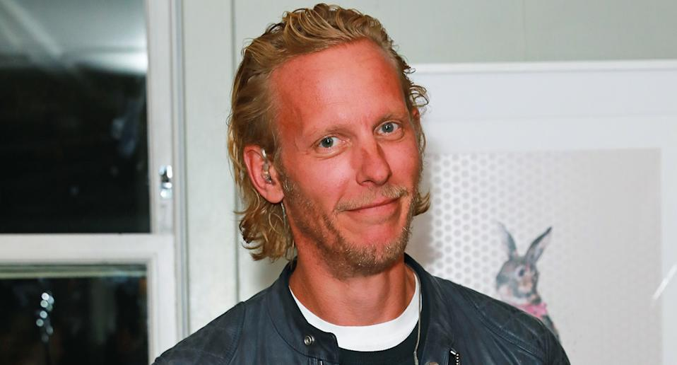 Laurence Fox attends the launch of his new album 'A Grief Observed' earlier this month. [Photo: Getty]
