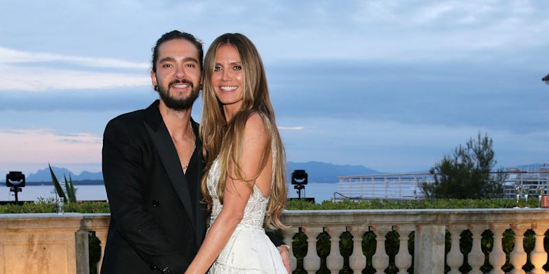 Heidi Klum managed to keep her marriage a secret for months
