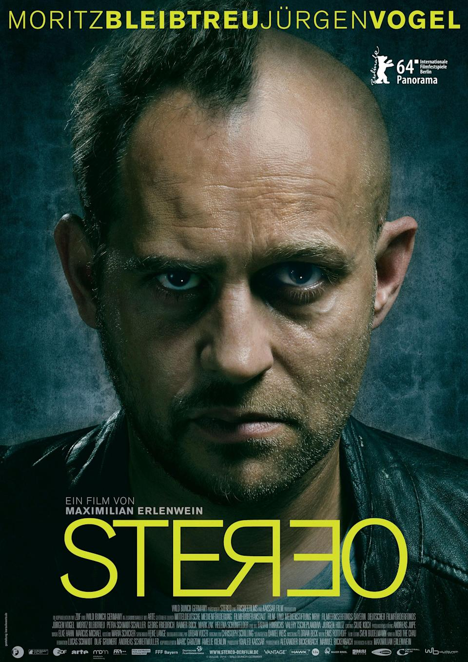"""<p>Erik enjoys his peaceful rural life, which involves owning a motorcycle shop in the countryside. But his calm and comfortable lifestyle comes to a halt when a mysterious stranger who claims to know him comes to town. </p> <p> <a href=""""http://www.netflix.com/search?q=stereo&amp;jbv=80015154"""" class=""""link rapid-noclick-resp"""" rel=""""nofollow noopener"""" target=""""_blank"""" data-ylk=""""slk:Watch Stereo on Netflix now."""">Watch <strong>Stereo</strong> on Netflix now.</a> </p>"""