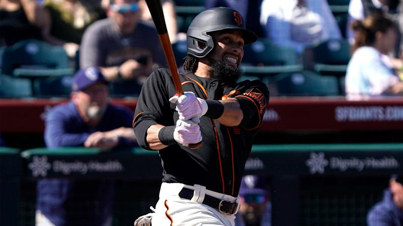Why Giants traded center fielder Billy Hamilton to Mets for prospect