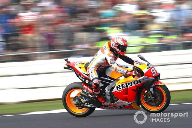 "Marc Márquez, Repsol Honda Team <span class=""copyright"">Gold and Goose / LAT Images</span>"