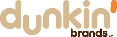 Dunkin' Brands logo (PRNewsfoto/Dunkin' Brands Group, Inc.)